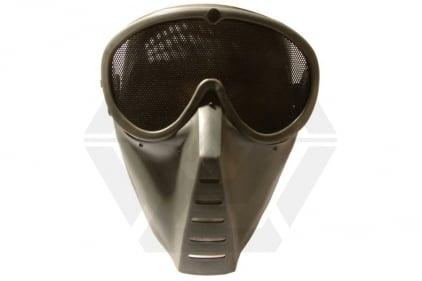 Aim Top Mesh Full Face Mask (Green)