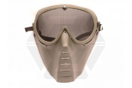 Sansei Mesh Full Face Mask SG5