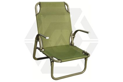 Highlander Kirkin Folding Chair (Olive)