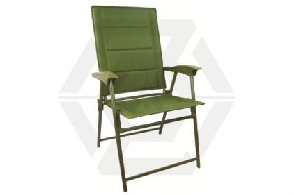 Highlander Bardow Folding Chair (Olive)