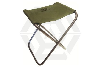 Highlander Fishing Stool (Olive)