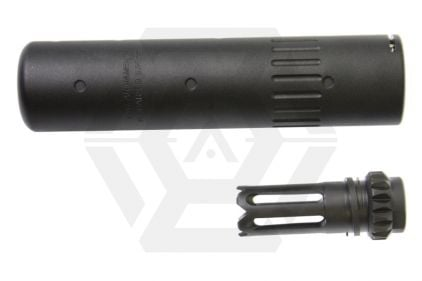 G&G QD Suppressor with SCAR Type Flash Hider (Black)
