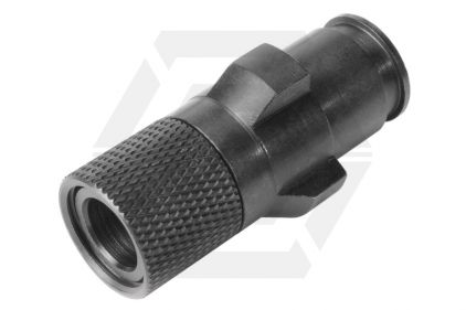 G&G Flash Suppressor 14mm CCW for Marui PM5