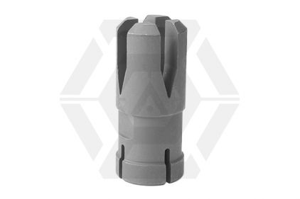 G&G Flash Suppressor 14mm CCW G39C Style © Copyright Zero One Airsoft