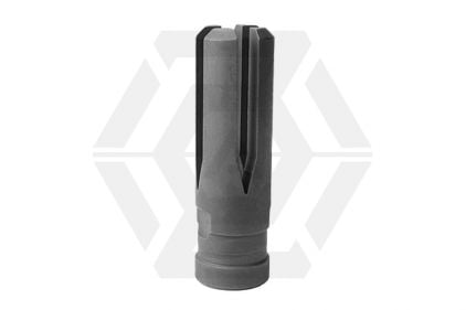 G&G Flash Suppressor 14mm CCW G39K Style © Copyright Zero One Airsoft