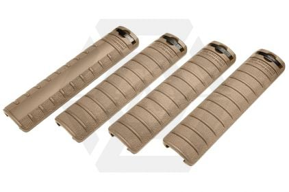 G&G Panel Set for 20mm Rail (Tan)