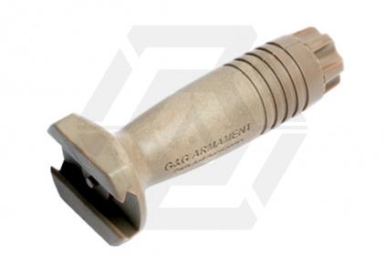 G&G Forward Grip (Tan) © Copyright Zero One Airsoft