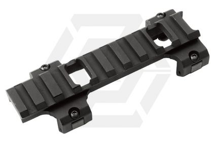 G&G Optic Mount Magnesium Low Profile Long Version for PM5 & G3 © Copyright Zero One Airsoft