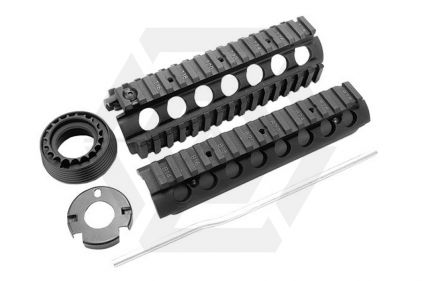 G&G 20mm RIS Foregrip for M4 (Black)