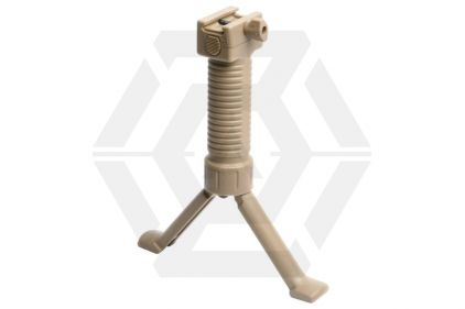 G&G Bipod Grip for 20mm Rail (Tan)