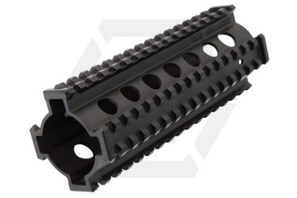 G&G GR15 Handguard Rail (Black) © Copyright Zero One Airsoft
