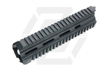 G&G M4 20mm RIS Handguard T418 Style (Black)