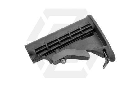 G&G M4 Retractable Stock (Black) © Copyright Zero One Airsoft