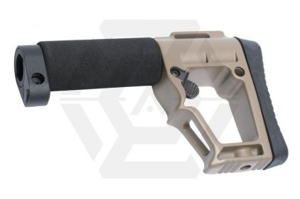 G&G M4 SOPMOD Stock (Tan)