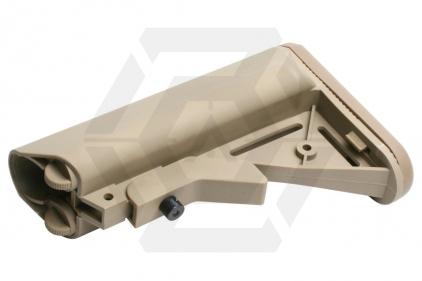 G&G M4 Crane Stock (Tan) © Copyright Zero One Airsoft