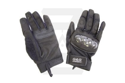 G&G Carbon Fibre Gloves - Size Large