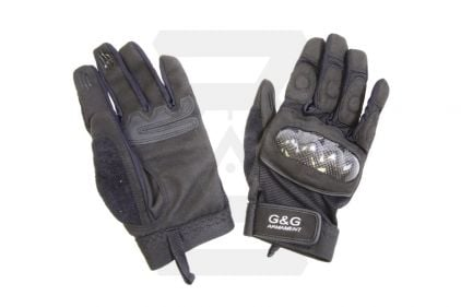 G&G Carbon Fibre Gloves - Size Extra Large © Copyright Zero One Airsoft