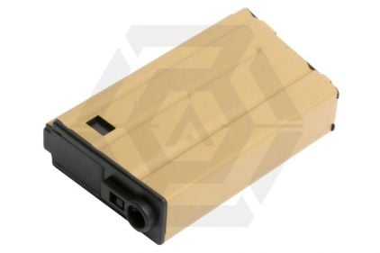 G&G AEG Mag for M4 190rds (Tan)