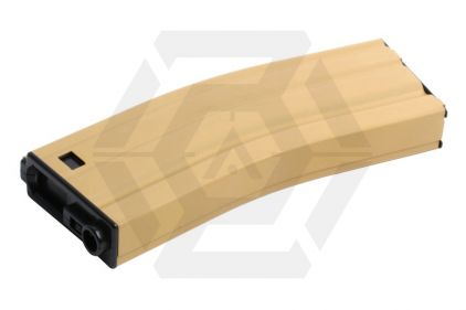 G&G AEG Mag for M4 79rds (Tan)
