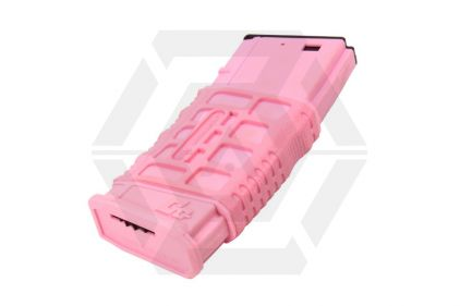 G&G AEG Mag for M4 300rds G-Mag (Pink)