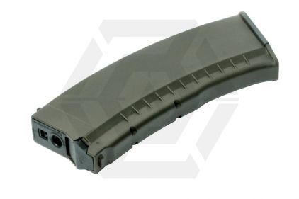 G&G AEG Mag for AK GK74 450rds (Olive) © Copyright Zero One Airsoft