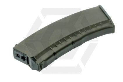 G&G AEG Mag for AK GK74 450rds (Olive)