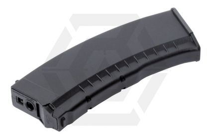 G&G AEG Mag for AK GK74 450rds (Black)