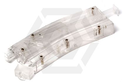 G&G Magazine Speedloading Tool XL 420rds (Clear) © Copyright Zero One Airsoft