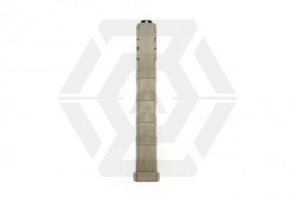 G&G AEG Mag for M4 120rds (Tan)