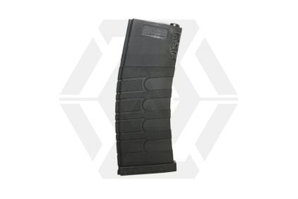G&G AEG Mag for M4 120rds (Black)