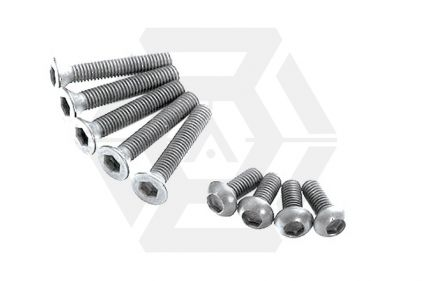 G&G Gearbox Screw Set Stainless Steel for GBV2