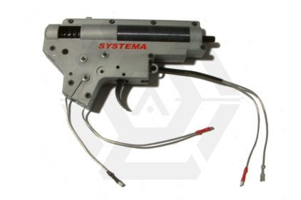 Systema Full Gearbox M120 (Torque-Up) for M4