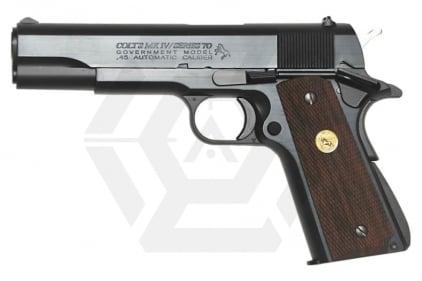 Tokyo Marui GBB Colt Government Mark IV Series '70 © Copyright Zero One Airsoft