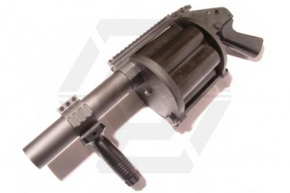 CAW Revolver Launcher