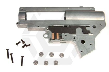 Systema Metal Gearbox Shell v2 for M16/M4 Series