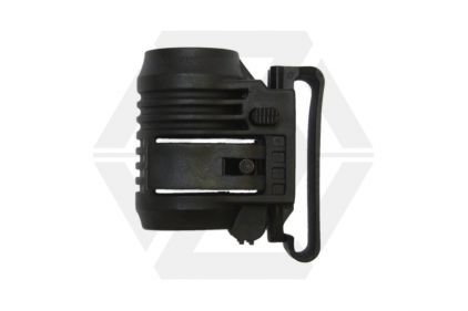 APS Flashlight Mount (Black)