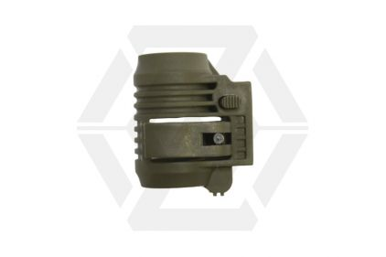 APS Flashlight Mount (Foliage Green)