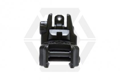 APS Rhino Flip-Up Rear Sight (Black)