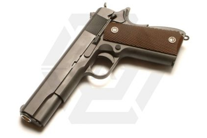 WE GBB M1911 A1 © Copyright Zero One Airsoft