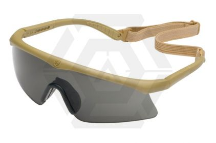 British Genuine Issue Revision Sawfly Glasses (Tan)