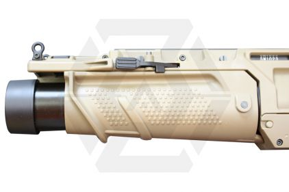 Ares Undermount Grenade Launcher for SCAR (Tan)