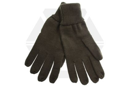Jack Pyke Acrylic Thinsulate Gloves (Olive) © Copyright Zero One Airsoft