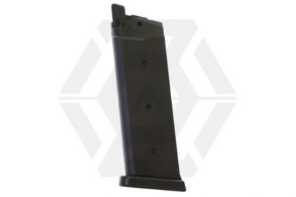 KSC GBB Mag for G19/G23F/G26C 20rds © Copyright Zero One Airsoft
