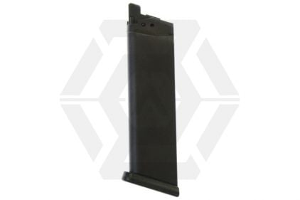 KSC GBB Mag for G17/G18C/G23F/G34 23rds © Copyright Zero One Airsoft