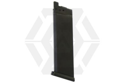 KSC GBB Mag for G17/G18C/G23F/G34 23rds