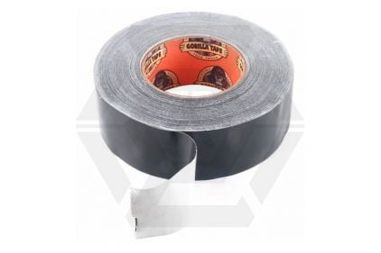 Zero One Gorilla Tape Extra Strong 48mm x 11m (Black) - £11.95