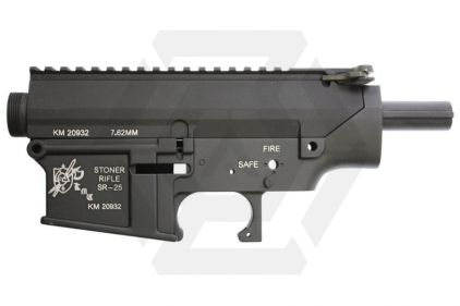 G&P SR-25 Receiver for Version 2 Gearbox