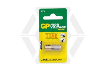 GP Battery GP23AE 12V © Copyright Zero One Airsoft