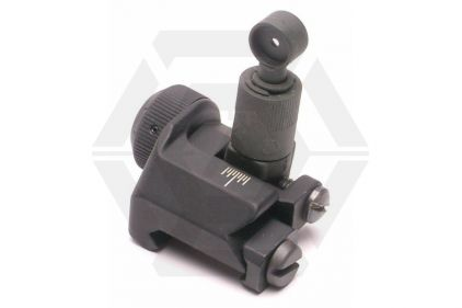 G&P 600m Flip-Up Rear Sight