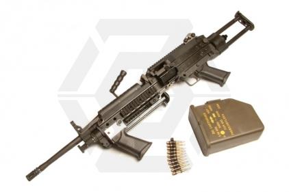 G&P AEG M249 Ranger © Copyright Zero One Airsoft
